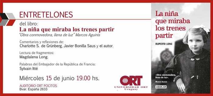 15 de junio. Presentación en ORT Pocitos