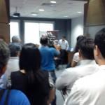 Presentación en Paraguay