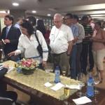 Firma de libros en República Dominicana