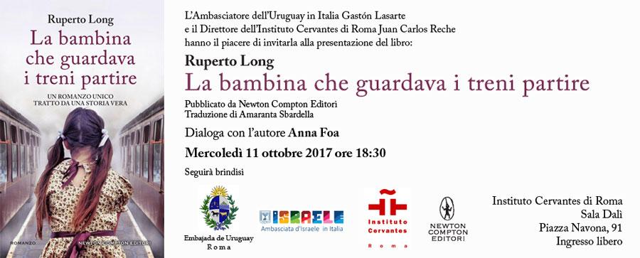 Presentación en Italia